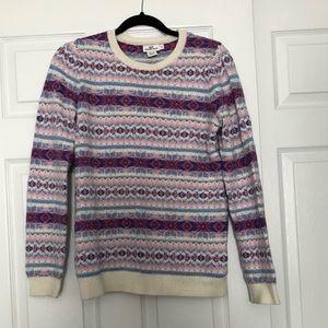 Vineyard Vines winter wool sweater